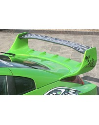 ChargeSpeed Nissan 350Z GT Carbon Center Rear Wing FRP