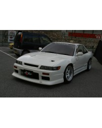 ChargeSpeed 240SX S13 Silvia Coupe Wide Body Kit