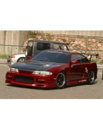 ChargeSpeed 240SX S-14 Zenki Wide Body Kit