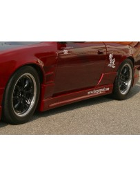 ChargeSpeed 240SX S-14 Zenki/ Kouki Side Skirts