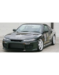 ChargeSpeed 240SX S-15 Type-2 Body Kit