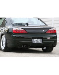 ChargeSpeed S-15 Rear Bumper (Japanese FRP)