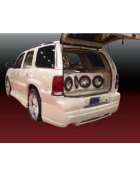 VIS Racing 2002-2006 Cadillac Escalade 4Dr Outcast 2 Rear Bumper