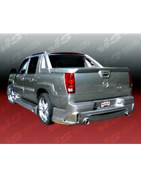 VIS Racing 2002-2006 Cadillac Escalade 4Dr Ext Outcast Rear Bumper