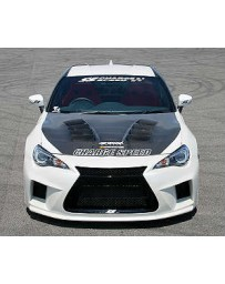 ChargeSpeed 2013-2016 Scion FR-S T2 Front Bumper
