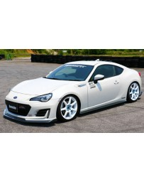 ChargeSpeed 13-20 BR-Z/ FR-S BL T1 FRP Side Skirts