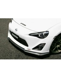 ChargeSpeed 13-16 Scion FRS BL T1 CF Front Lip