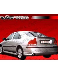 VIS Racing 2001-2004 Volvo S 60 4Dr Euro Tech Rear Lip