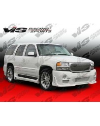 VIS Racing 2001-2006 Gmc Denali 4Dr Outcast Side Skirts