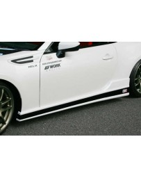 ChargeSpeed 13-20 Subaru BR-Z ZC-6 T1 Side Skirt