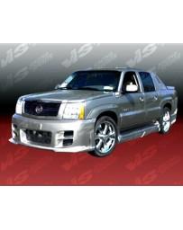 VIS Racing 2002-2006 Cadillac Escalade 4Dr Ext Outcast Front Bumper
