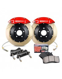 Toyota GT86 StopTech Slotted Performance Front Big Brake Kit
