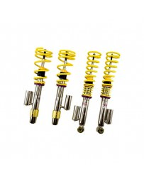 "Toyota GT86 KW Suspensions 0.8""-2.0"" x 0.8""-2.0"" Front and Rear V3 Inox-Line Coilover Lowering Kit"