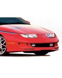 VIS Racing 1997-2000 Saturn Sc Coupe W-Typ Front Lip Polyurethane