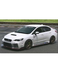 ChargeSpeed 2015-20 WRX 4Dr T-3B CF Front Bumper