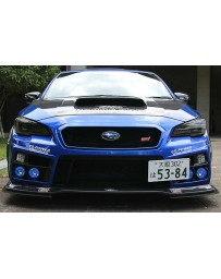 ChargeSpeed 15-20 WRX Front License Plate B Frame