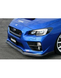ChargeSpeed 2015-17 WRX STi 4D BottomLine Carbon T-1 Front Lip