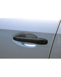 ChargeSpeed 15-20 WRX/ STi Sedan DryCarbon Door Handle Cowl