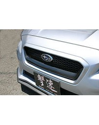 ChargeSpeed 15-20 WRX/ STi 4DR Front Grill Garnish Dry Carbon