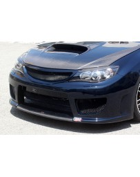 ChargeSpeed 2008-2014 Subaru WRX STi GR GV Type-1 Front Bumper