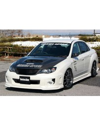 ChargeSpeed 11-14 Subaru STi 4Dr Front Grill FRP