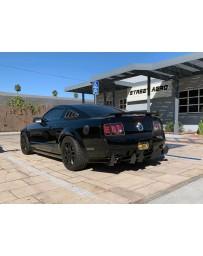 05-09 Ford Mustang GT Street Aero Rear Diffuser