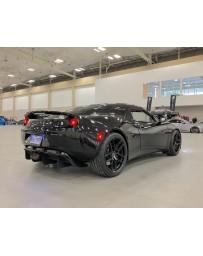 10-15 Lotus Evora NA Street Aero Rear Diffuser Fins