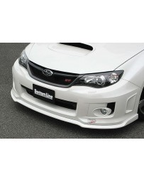 ChargeSpeed 11-14 WRX GR/ GV STI Bottom Line T-2 Front Lip FRP