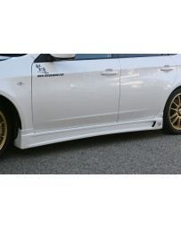 ChargeSpeed 08-14 Impreza GH HB/ Sedan T-1 Side Skirts