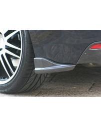 ChargeSpeed 08-14 WRX STi GR-B Bottom Line Carbon Rear Caps