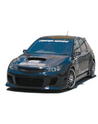 ChargeSpeed 2008-2013 WRX STi Type-2 Body Kit Full Kit