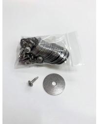 Street Aero Side Splitter Hardware Pack