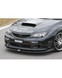 ChargeSpeed 08-10 Impreza/ WRX STI Carbon Front Grill