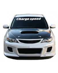 ChargeSpeed 2008-2014 Impreza 4D / 5D HB Type-1 Front Bumper