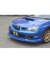 ChargeSpeed Impreza WRX GD-F S-Type Front Spoiler