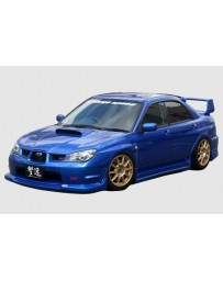 ChargeSpeed Subaru WRX GD-F FRP S-Type Full Kit