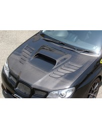 ChargeSpeed Impreza Type-2 Vented FRP Hood