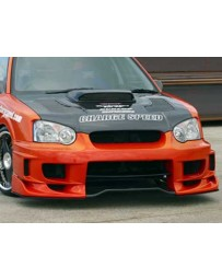 ChargeSpeed 2004 Impreza Type-2 Full Kit With 3D Carbon Center