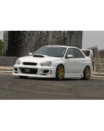 ChargeSpeed 2004 Impreza WRX Type-1 Full Bumper Kit
