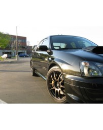 ChargeSpeed Impreza WRX Front Fenders OEM Style 20mm
