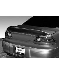 VIS Racing 1997-2002 Pontiac Grand Prix Custom 2 Leg Wing With Light