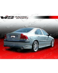 VIS Racing 2001-2004 Volvo S 60 4Dr Spike Rear Lip