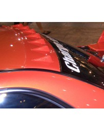 ChargeSpeed Impreza WRX FRP Roof Fin