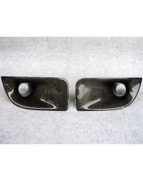 ChargeSpeed Impreza WRX FRP Brake Ducts Pair