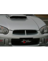 ChargeSpeed Impreza WRX Front Grill