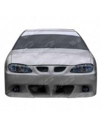 VIS Racing 1999-2004 Pontiac Grand Am 4Dr Viper Front Bumper