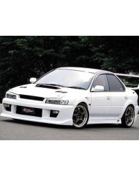 ChargeSpeed Impreza All GC-8 Full Wide Body Kit