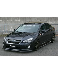 ChargeSpeed 2012-2015 Impreza 4Dr Full Lip Kit