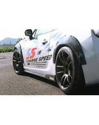 ChargeSpeed 2013-2020 Subaru BR-Z CF Over Fenders