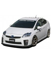 ChargeSpeed Toyota Prius Bottom Line Full Lip Kit Carbon